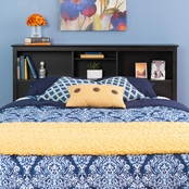 Prepac Sonoma Full/Queen Bookcase Headboard
