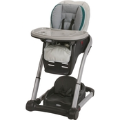 Graco Blossom 4 in 1 Highchair Seating System