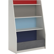 Cosco Kaleidoscope Storage Bookcase