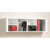 Prepac Wall Mount Desk Hutch