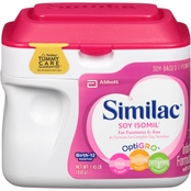 Similac Sensitive Soy Isomil 1.45 lb. Infant Powder Formula