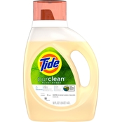 Tide Purclean Unscented Liquid Laundry Detergent For Regular And HE Washers