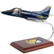 Daron A-4 Skyhawk Blue Angels Replica 1/26