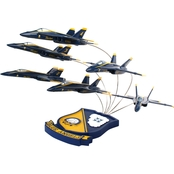 Daron F/A-18 Blue Angels in Formation 1/72