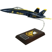 Daron F/A-18A Hornet Blue Angels 1/38