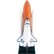 Daron Space Shuttle Full Stack Endeavor Replica 1/200