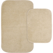 Garland Rug Glamor 2 Pc. Bath Rug