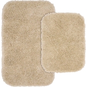 Garland Rug 2 Pc. Serendipity Bath Rug Set