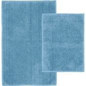 Garland Queen Cotton Bath Rug 2 pc. Set