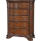A.R.T. Furniture Old World 6 Drawer Chest