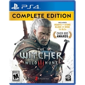 Witcher 3: Wild Hunt Complete Edition (PS4)