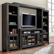 Ashley Gavelston Entertainment Wall