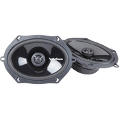 Rockford Fosgate 5.75 In. Punch P1572 Two Way Full Range Speakers