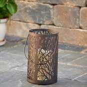 Smart Living Home & Garden Arboretum LED Candle Lantern