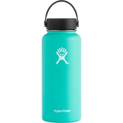 Hydro Flask 32 Oz. Wide Mouth Flex Cap Insulated Bottle