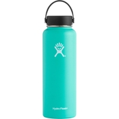 Hydro Flask 40 Oz. Wide Mouth Flex Cap Insulated Bottle