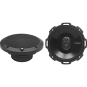 Rockford Fosgate 6.75 In. Punch P1675 Three Way Full Range Speakers