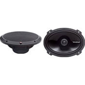 Rockford Fosgate 6 x 9 In. Punch P1692 Two Way Full Range Speakers
