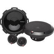 Rockford Fosgate 6.75 In. Punch P1675S Two Way Component Speaker System