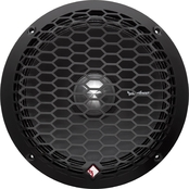 Rockford Fosgate 10 In. Punch Pro PPS410 4 Ohm Midrange Speaker