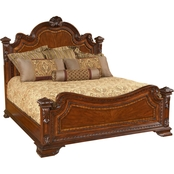 A.R.T. Furniture Old World Complete Bed