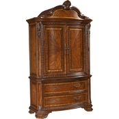 A.R.T. Furniture Old World Complete Armoire