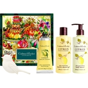 Crabtree & Evelyn Citron, Honey and Coriander Deluxe Gift Set