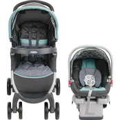 Graco FastAction Fold LX Click Connect Travel System