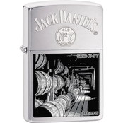 Zippo Jack Daniel's Barrels Of Whiskey Lighter