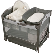 Graco Pack 'n Play Playard with Cuddle Cove, Glacier