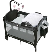 Graco Pack 'n Play Playard Portable Napper & Changer, Studio