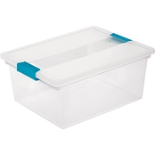 Sterilite Clip Storage Box