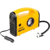Wagan Tech 12V Quick Set Inflator Compressor with automatic shutoff