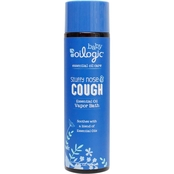 Oilogic 9 oz. Stuffy Nose and Cough Essential Oil Vapor Bath