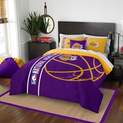 Northwest NBA Los Angeles Lakers Comforter Set