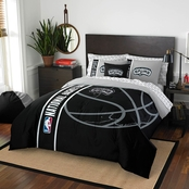 Northwest NBA San Antonio Spurs Comforter Set