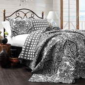 Lush Decor Aubree 3 pc. Quilt Set