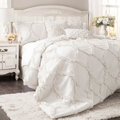 Lush Decor Avon 3 pc. Comforter Set