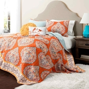 Lush Decor Harley 5 pc. Quilt Set