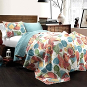 Lush Decor Layla 3 pc. Quilt Set