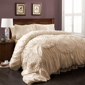 Lush Decor Serena 3 pc. Comforter Set
