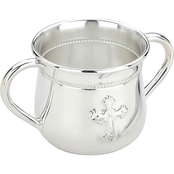 Reed & Barton Abbey Silver Plate Baby Cup by Lenox