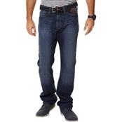 Nautica Glacier Blue Wash Relaxed Denim Jeans