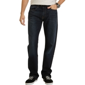 Nautica Submerge Navy Wash Relaxed Denim Jeans