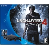 Sony Uncharted 4 PlayStation 4 Bundle