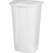 Sterilite 11 gal. SwingTop Wastebasket