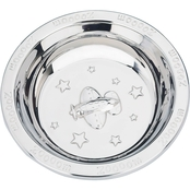 Reed & Barton Zoom Zoom Double Walled Stainless Steel Feeding Bowl by Lenox
