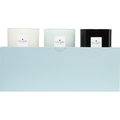 Kate Spade Walk On Air Candle 3 Pc. Set