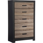 Signature Design by Ashley Harlinton 5 Drawer Chest