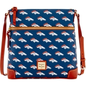 Dooney & Bourke NFL Denver Broncos Crossbody Handbag